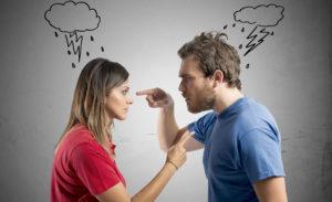 Конфликт ценностей в семейных отношениях