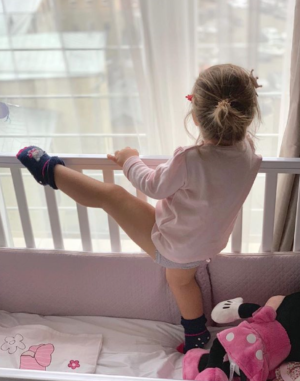 Полина Гагарина поделилась фото подросшей дочки.