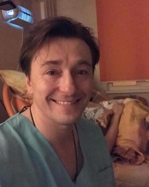 У Сергея Безрукова родился сын!