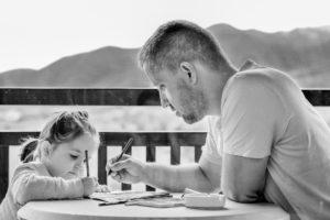 Где папа: как объяснить ребенку, почему он растёт без отца?