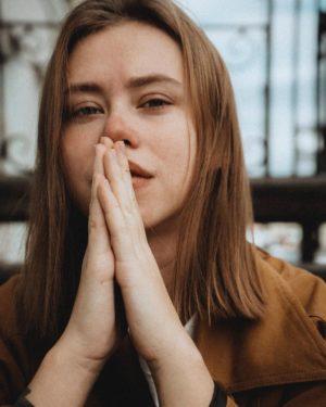 Александра Митрошина: половина моих подписчиков жертвы домашнего насилия.