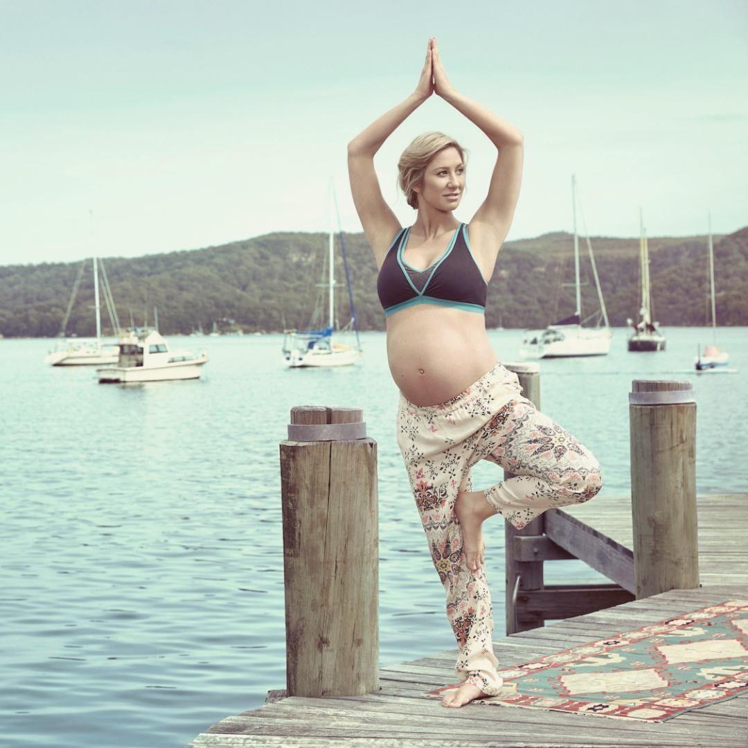 9 способов любить своё тело в беременность
