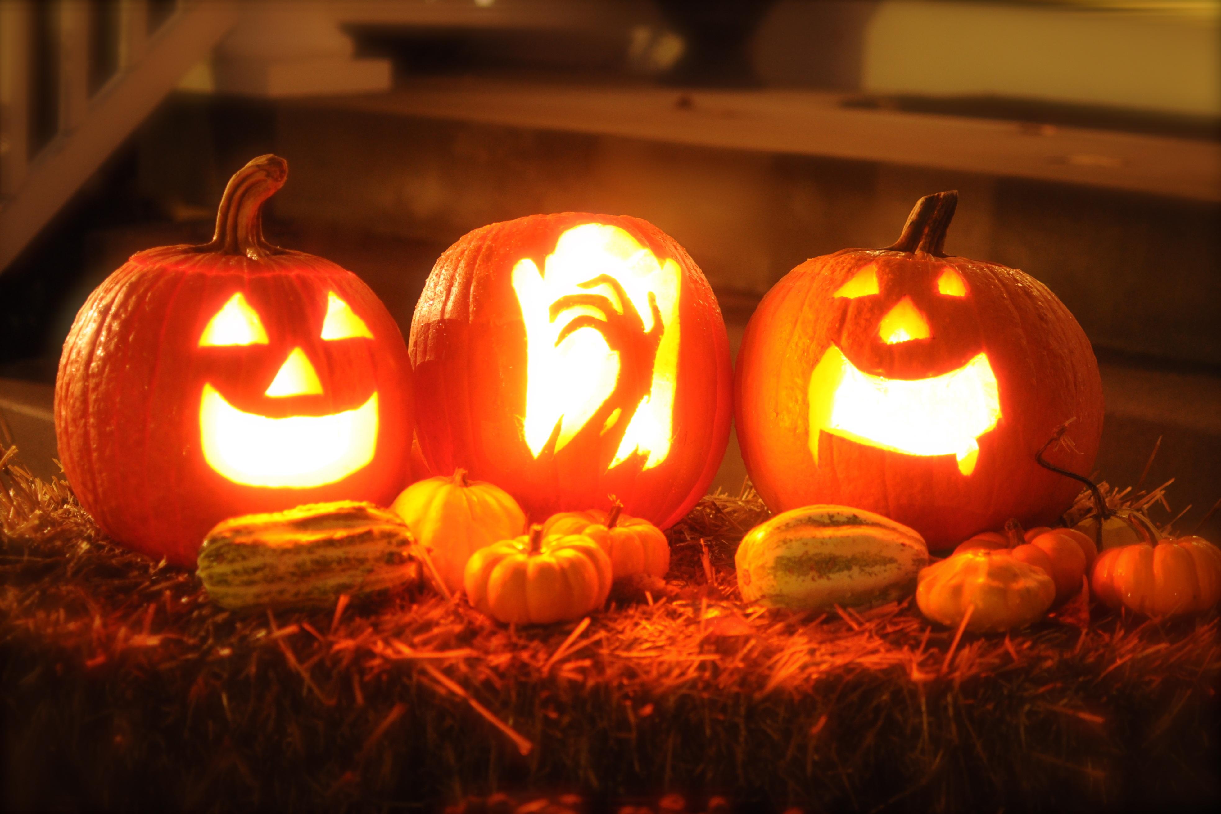 Хэллоуин: Как отпраздновать с детьми?