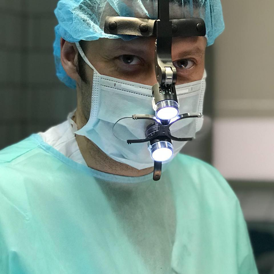 Хирург-онколог Андрей Павленко написал своё прощальное письмо.