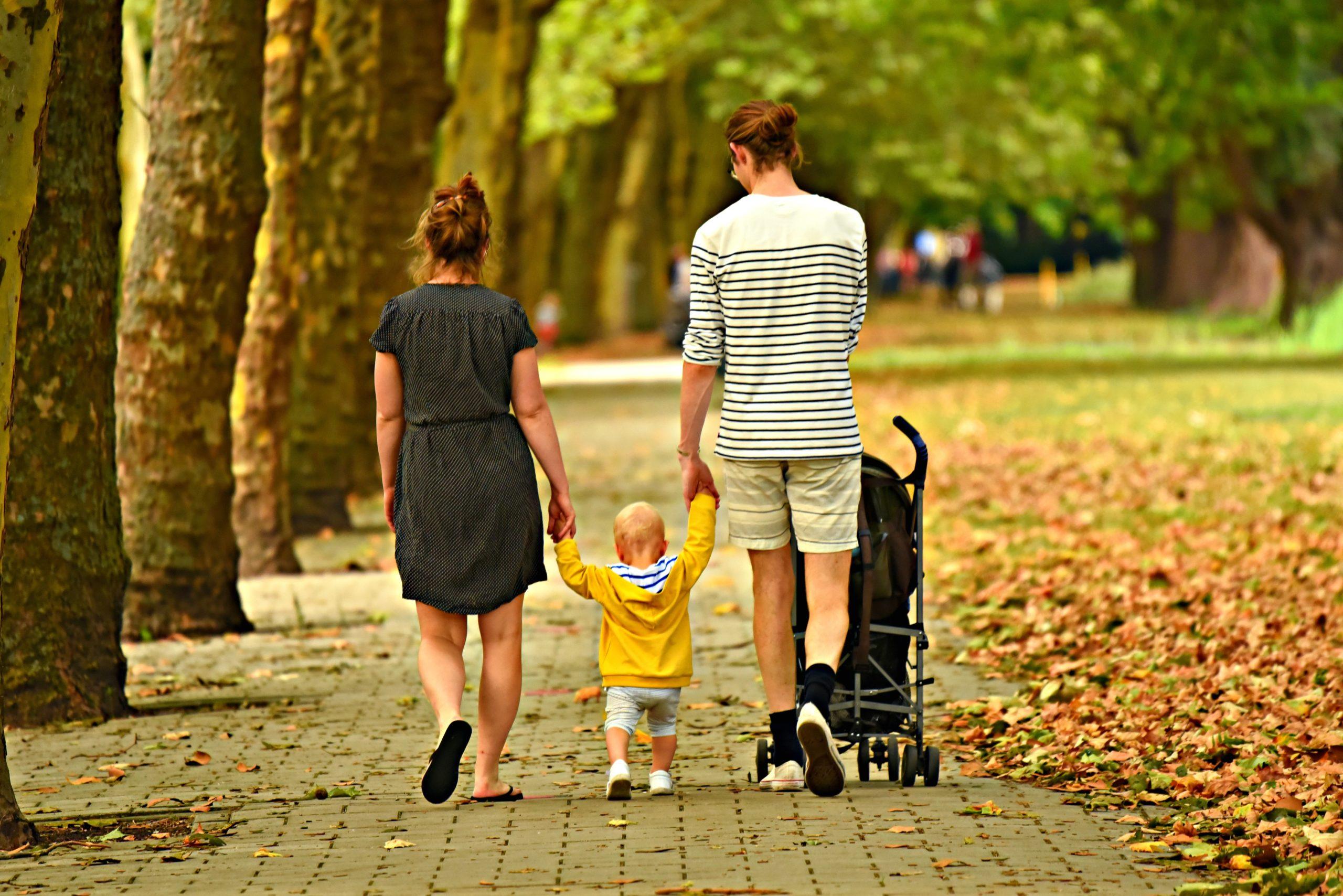 Как родителям найти время для себя? Украсть!