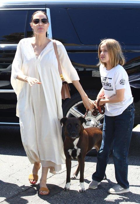 Анджелина Джоли в ярости от публичных выходок Брэда Питта.