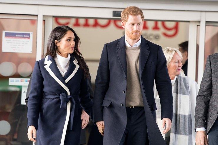 Меган Маркл и принц Гарри разозлили американские СМИ своим лицемерием.