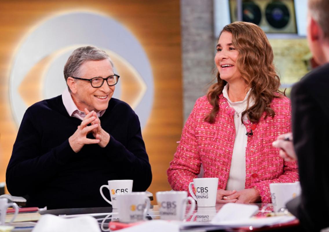 Развод на 124 миллиарда долларов: Билл Гейтс расстаётся с женой после 27 лет брака