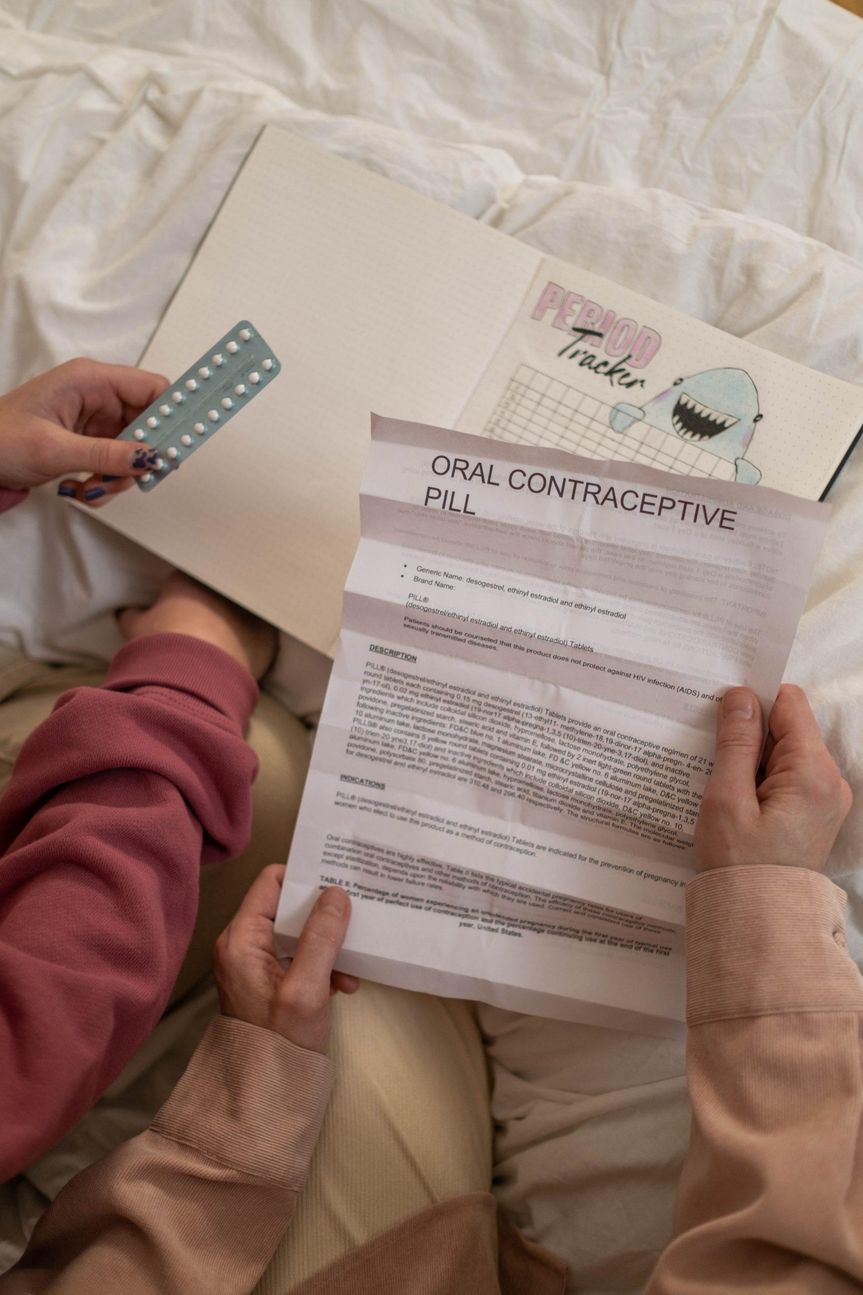 Таблетки экстренной контрацепции