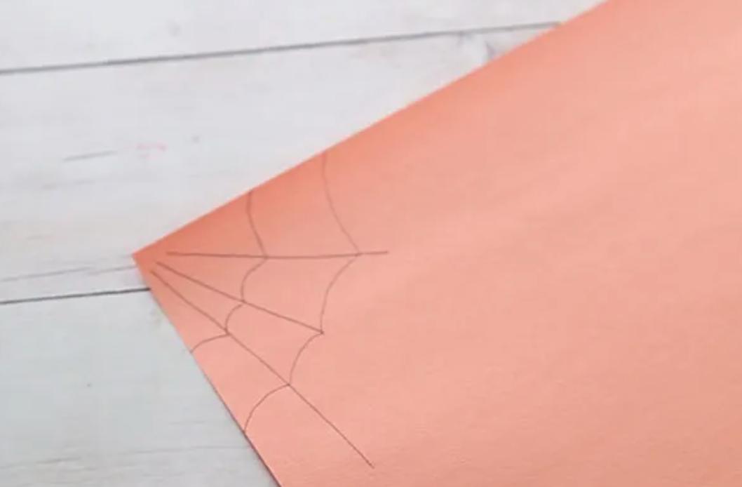 Поделка из отпечатков рук «Паучки» на Хэллоуин